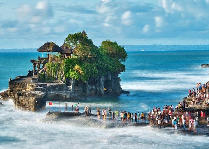 Đảo ngọc Bali. Ảnh: pasauliokeliones.lt