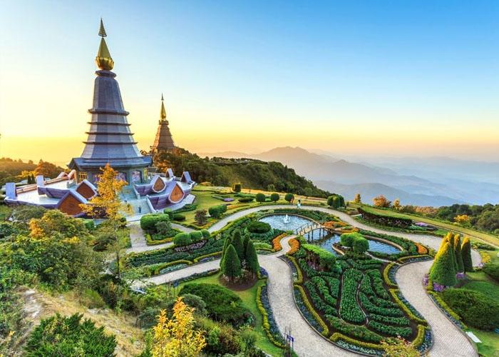 Chiang Mai tuyệt đẹp. Ảnh: vn.blog.kkday.com