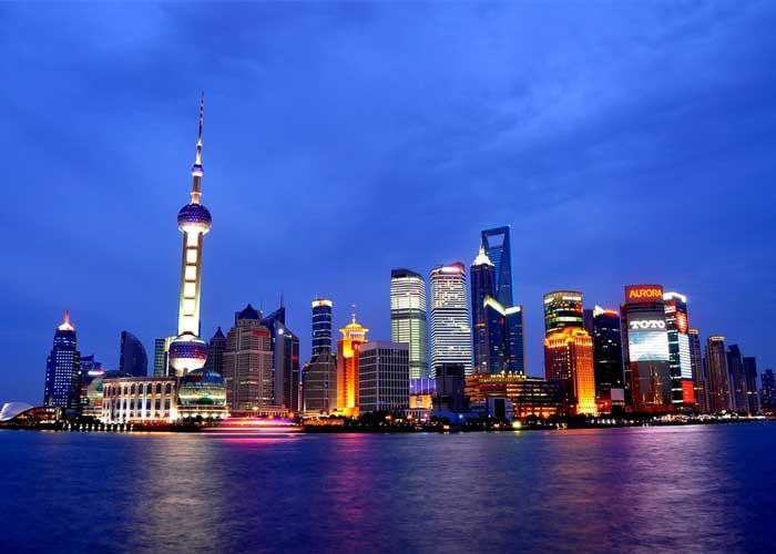 Sông Hoàng Phố. Ảnh: pujiangyouchuanshoupiaozhongxin.com