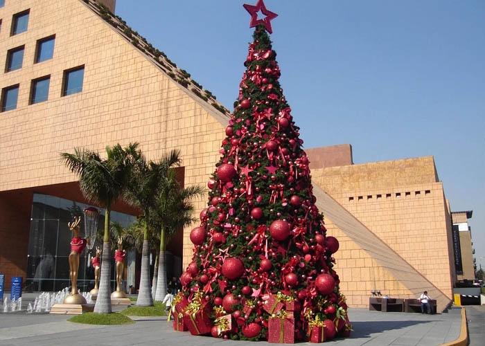 Giáng sinh ở Mexico. Ảnh: Kelwic/flickr