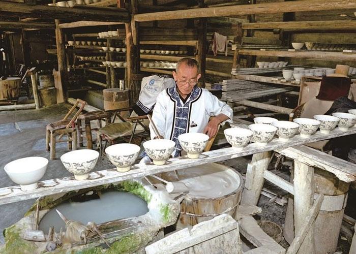 Thị trấn Cảnh Đức là một trong 4 trung tâm gốm sứ trong thời nhà Minh. Ảnh: truyenhinhdulich.vn