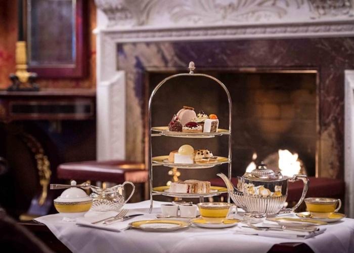 Thưởng thức trà chiều ở London, Anh - chuẩn vị quý tộc xứ sương mù