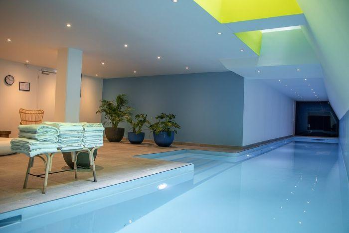 hồ bơi trong nhà tốt nhất thế giới