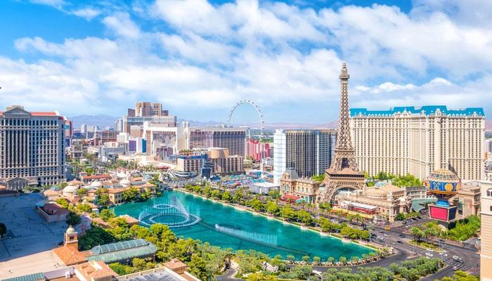 Chiêm ngưỡng vẻ đẹp hoa lệ của thành phố Las Vegas