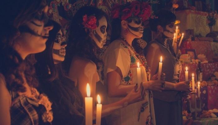 Halloween ở Mexico