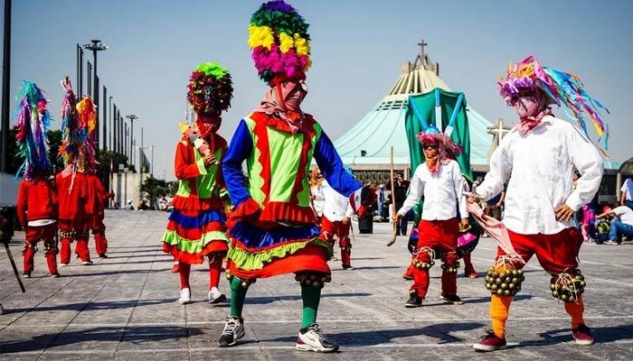 Lễ hội được tổ chức xuyên suốt qua mùa Giáng sinh và năm mới ở Mexico. Ảnh: Pixabay
