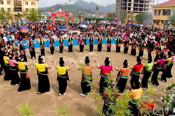 lễ hội tháng 10 Lai Châu
