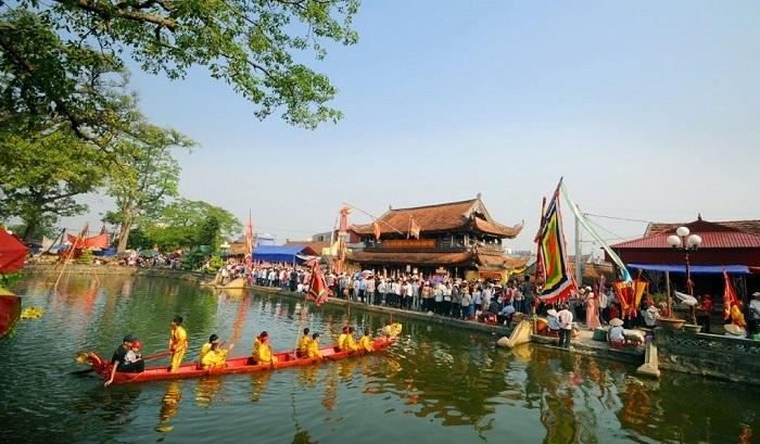 lễ hội tháng 10 Nam Định