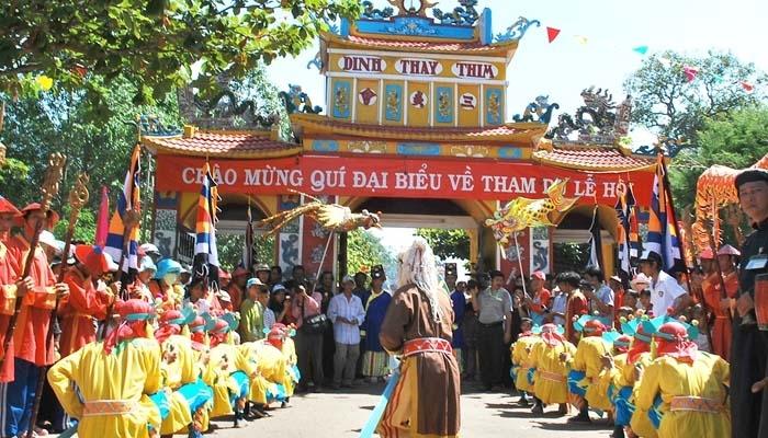 lễ hội tháng 10 Bình Thuận