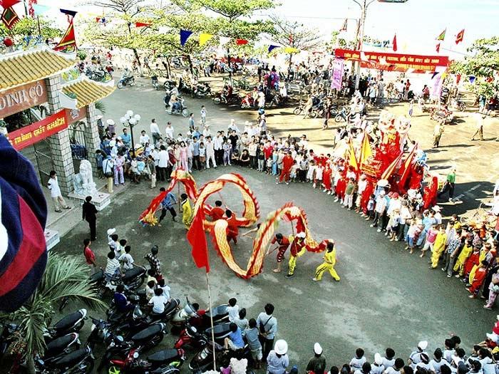 lễ hội tháng 10 Vũng Tàu