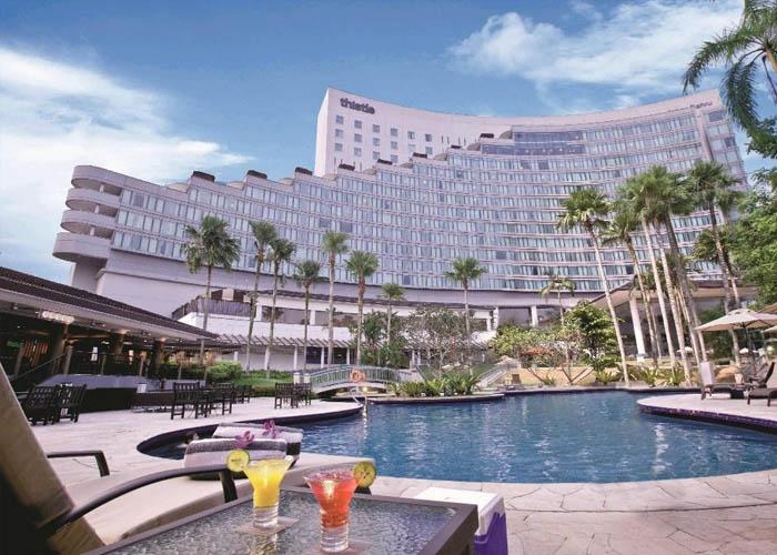 Thistle Johor Bahru Hotel. Ảnh: agoda.com
