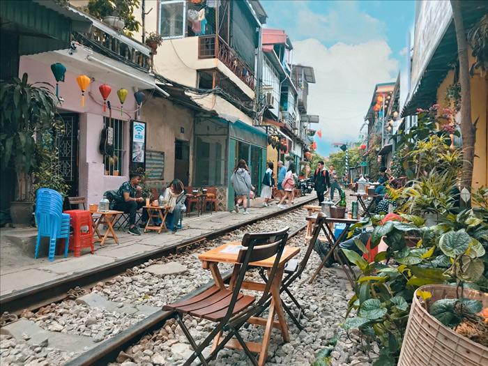 Cà phê đường tàu, Hà Nội