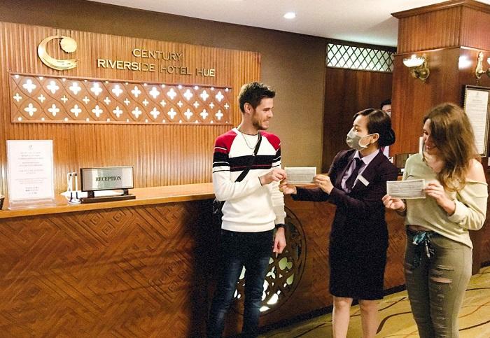 Kiểm tra sức khỏe y tế sẽ trở thành điều kiện quan trọng ở các cơ sở khách sạn