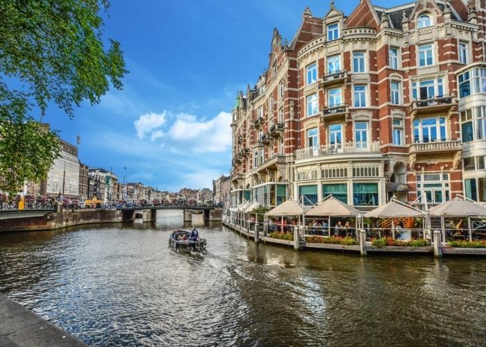 Loạt trải nghiệm hấp dẫn cho chuyến du lịch lãng mạn ở Amsterdam, Hà Lan