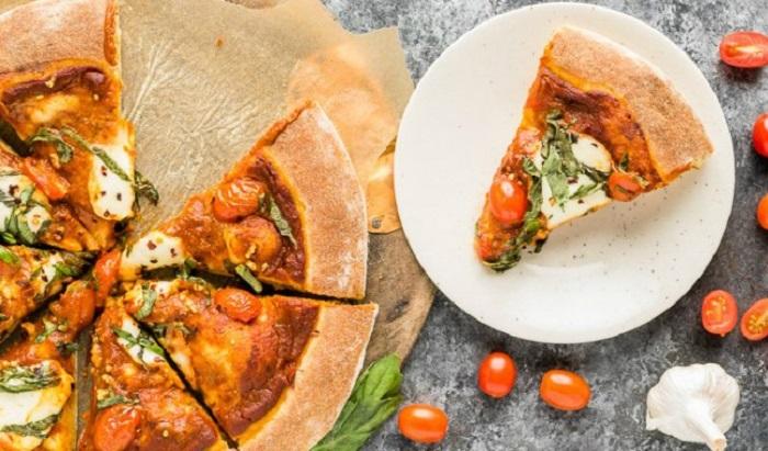 Pizza là món ăn đã mang thương hiệu ẩm thực của nước Italia đi khắp nơi trên thế giới- món ngon Italia