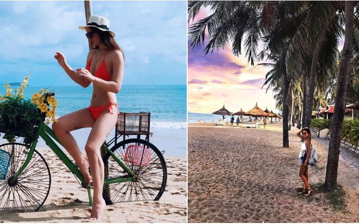Những bãi biển đẹp nhất ở Nha Trang. Ảnh: abonent_odna_takayaa, maddys_healthy.