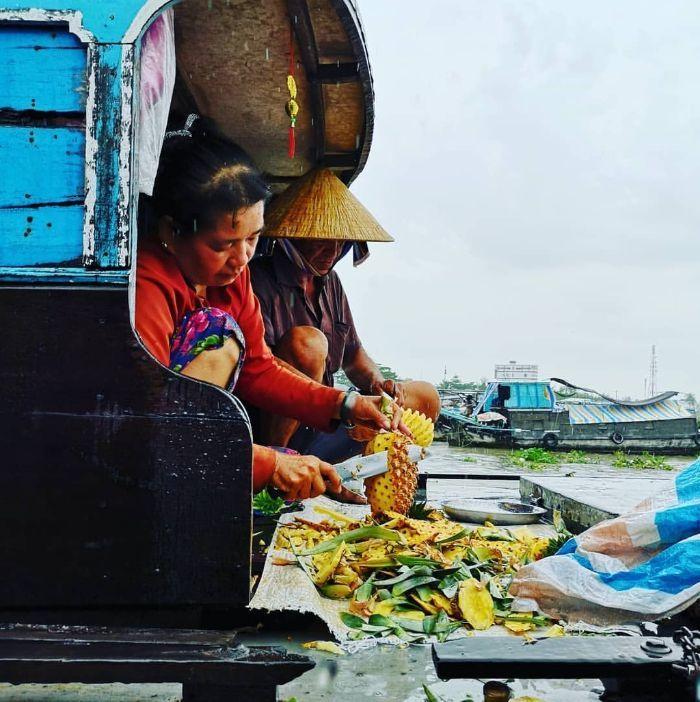 những trải thú vị ở Việt Nam