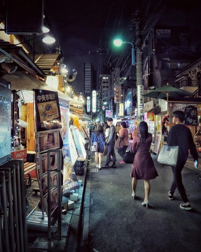 phố Hàn ở Tokyo