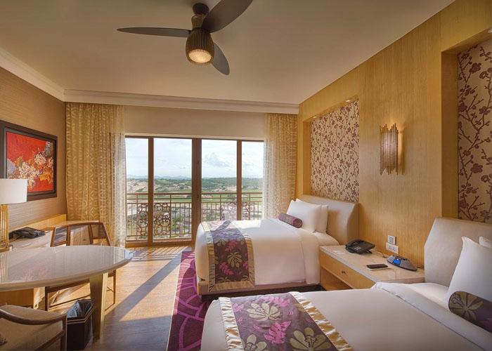 Phòng nghỉ cao cấp với tầm nhìn tuyệt đẹp