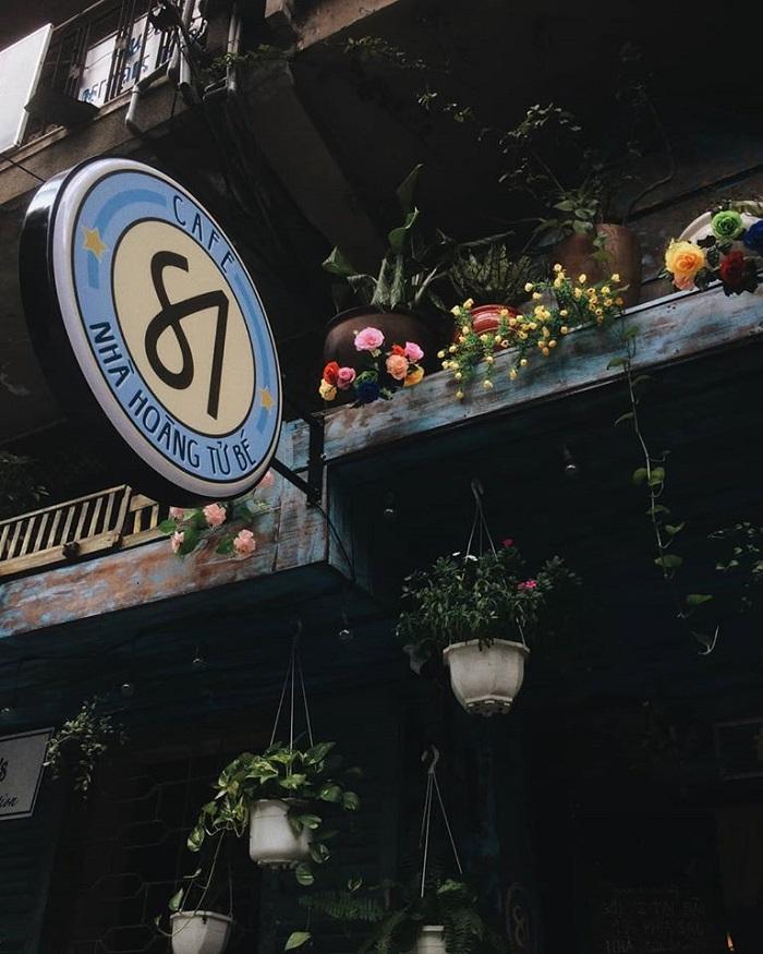 quán cà phê hoài cổ ở TP HCM