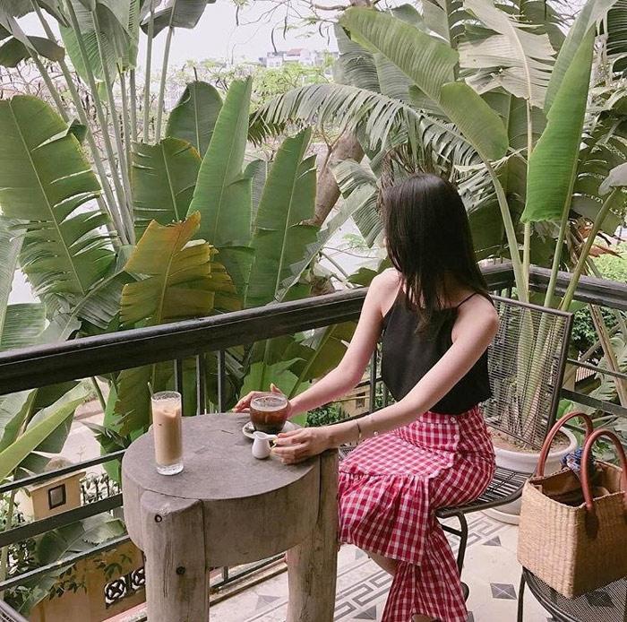 quán cà phê ở Hà Nội