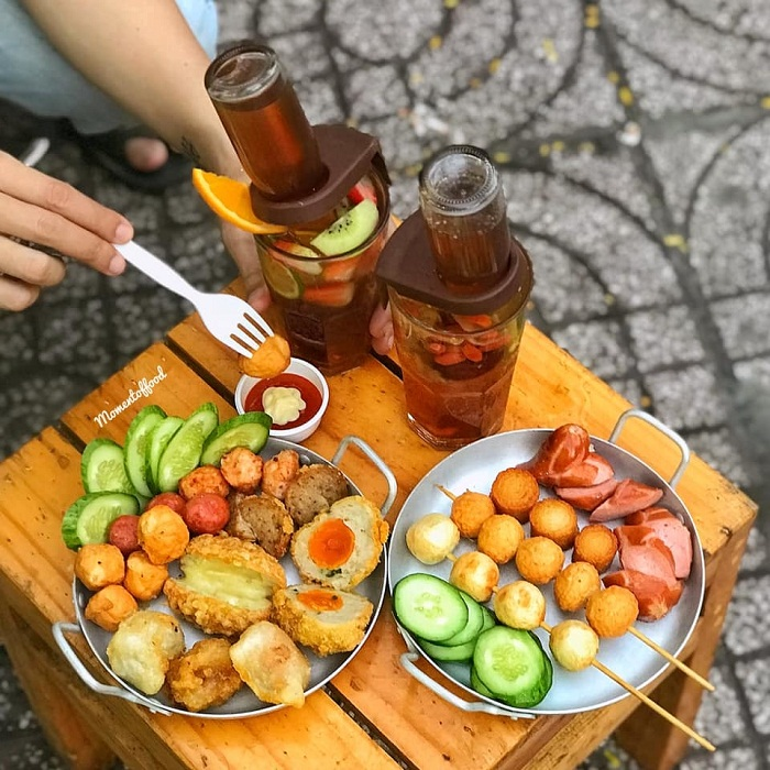 Top những quán cá viên chiên 'đốn tim' các foodaholic ở TP.HCM