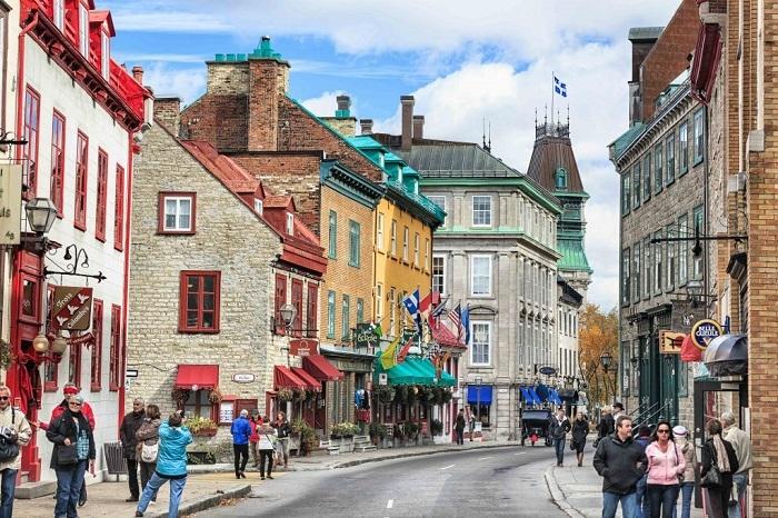Du lịch Canada mùa thu