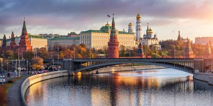 Thành phố Saint Petersburg. Ảnh: tsarsgold.com