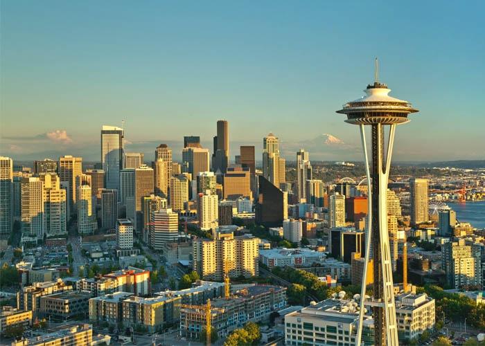 Thành phố Seattle. Ảnh: cnn.com