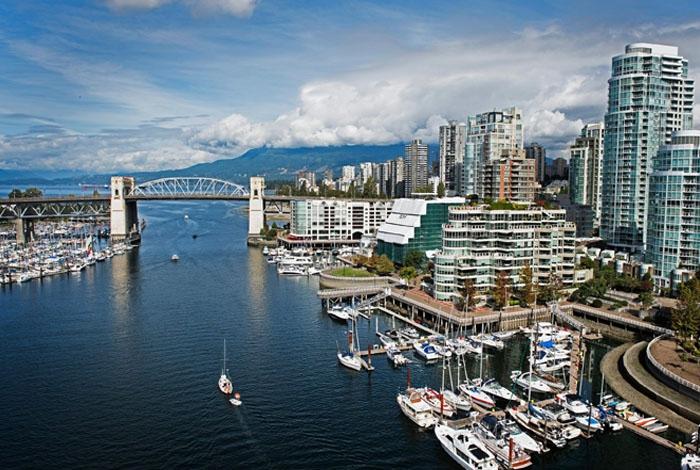 Thành phố Vancouver. Ảnh: bigmobel.access.ly