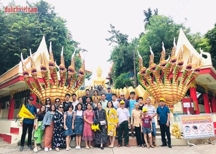Tour Thái Lan giá khuyến mại chỉ từ 4,9 triệu đồng