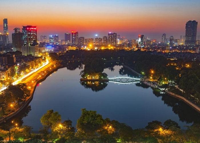 Việt Nam là một trong 10 quốc gia đáng sống nhất hành tinh theo HSBC. Ảnh: reatimes.vn