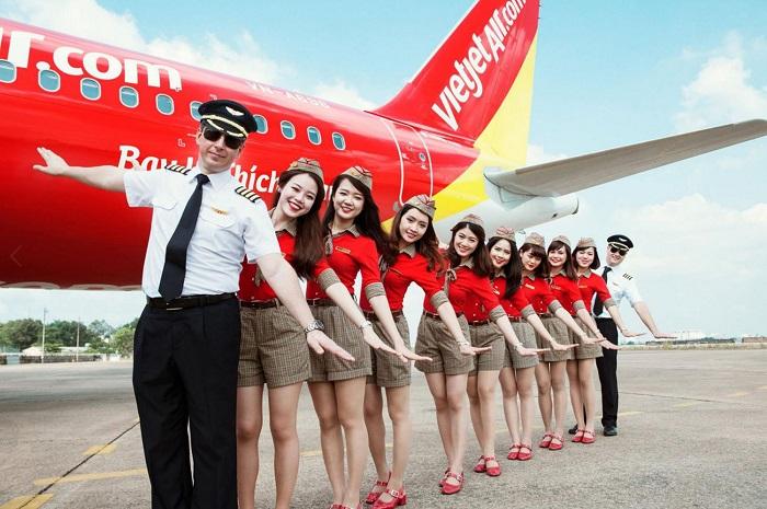 Kể từ khi dịch bệnh được kiểm soát, các hãng hàng không liên tục thực hiện các chương trình khuyến mại giá vé