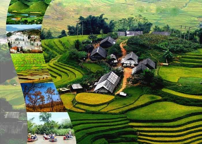 Việt Nam lọt top 14 điểm đến ấn tượng nhất của năm 2019Ảnh: Forbes