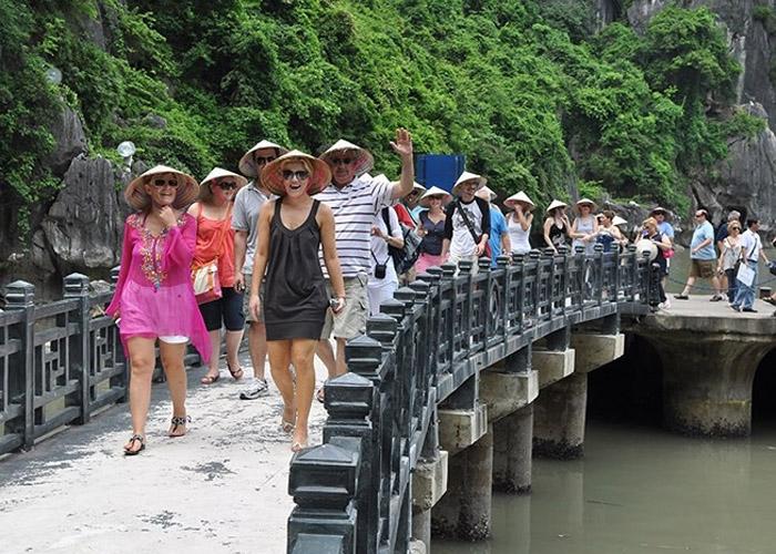 Việt Nam được đánh giá là một trong 10 quốc gia có tốc độ tăng trưởng du lịch nhanh nhất thế giới