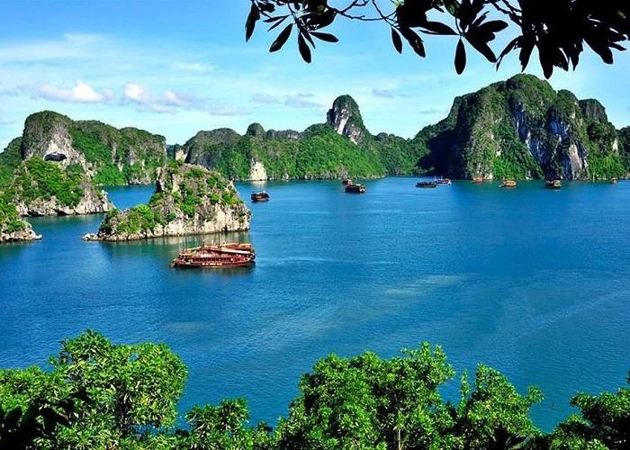 Việt Nam là một trong các điểm đến hút khách du lịch quốc tế