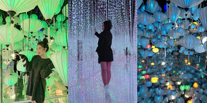 Vườn ánh sáng Lumiere Đà Lạt