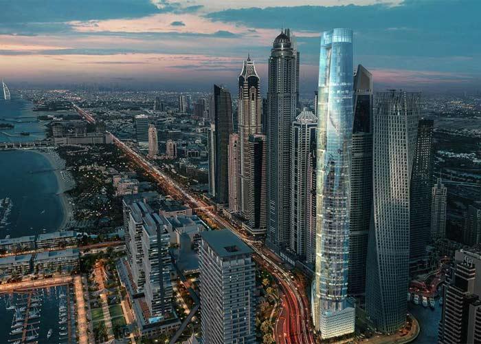 Ciel Tower - siêu khách sạn cao nhất thế giới sắp xuất hiện ở Dubai