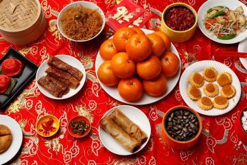 Những món ăn không thể thiếu trên mâm cỗ Tết cổ truyền tại Trung Quốc
