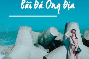 Bãi Đá Ông Địa - điểm check-in tuyệt đẹp ở Phan Thiết