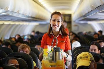 Có một loại nước mà tiếp viên không muốn phục vụ khách trên máy bay