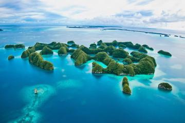 Palau là quốc gia đầu tiên trên thế giới cấm kem chống nắng