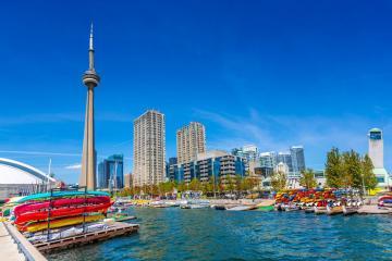 Cẩm nang du lịch Toronto, Canada tự túc năm 2020