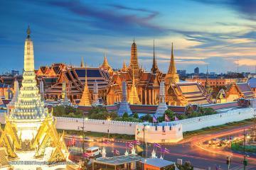 3 điểm đến tâm linh nổi tiếng tại Bangkok, hút khách nhất dịp đầu năm