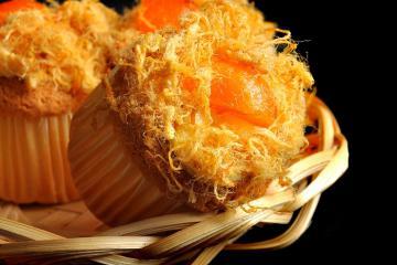 Bánh bông lan trứng muối - đặc sản Vũng Tàu 'mê hoặc' mọi du khách