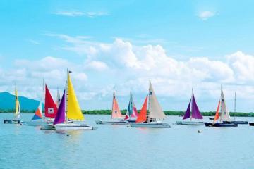 Bến thuyền Marina ngập màu xanh non nước Vũng Tàu có gì hot mà giới trẻ 'sốt xình xịch'?