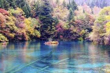 Chiêm ngưỡng vẻ đẹp ngoạn mục của Cửu Trại Câu - Trung Quốc