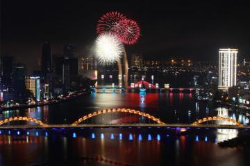 Đà Nẵng sẽ bắn pháo hoa tại 3 điểm, mừng Tết Nguyên đán Canh Tý 2020