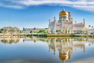 10 điểm đến không thể bỏ qua trong chuyến du lịch Brunei tự túc