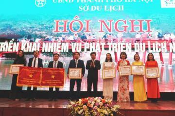 Du lịch Hà Nội đón gần 29 triệu lượt khách trong năm 2019
